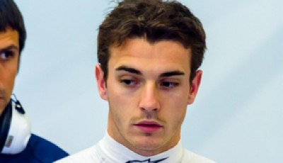 Jules Bianchi car crash at the japanese grand prix