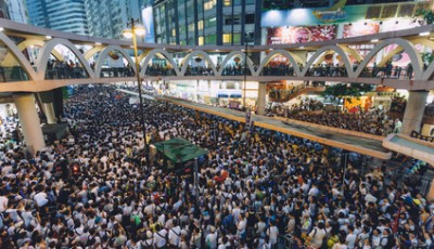 hong kong protest occupy central